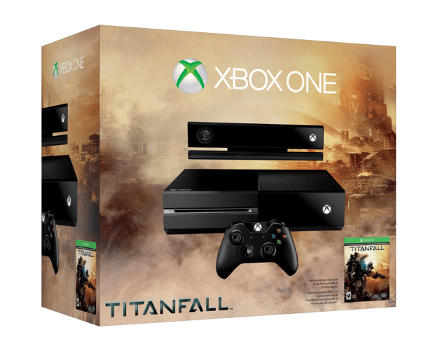 Xbox One Titanfall Bundle