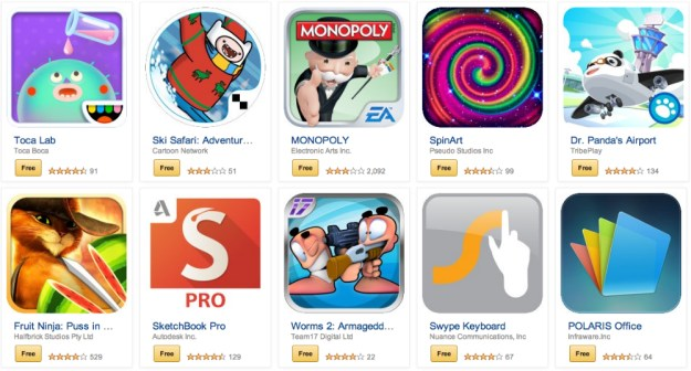 Free Amazon Appstore Android Apps Deal
