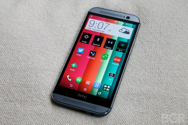 HTC One (M8) vs Galaxy S5 Comparison