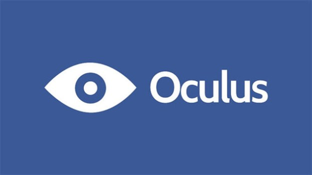 Facebook Oculus Rift User Interface and Brand