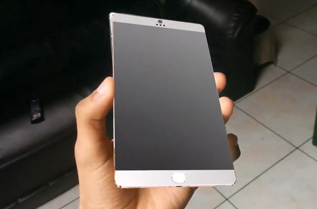 iPhone 6 Concept Design, Display, Size