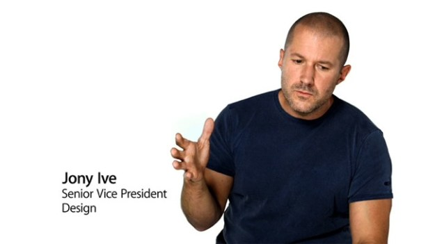 Apple Jony Ive Interview