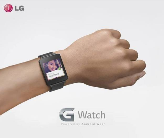 LG G Watch First Look