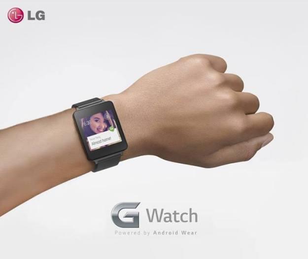 LG G Watch 2 Reveal