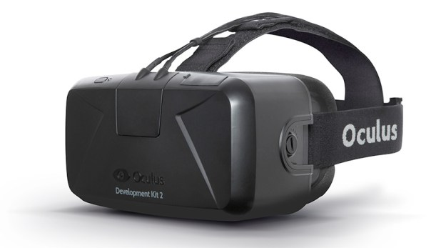 Facebook Oculus VR Acquisition