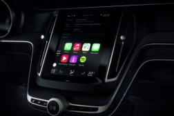 Volvo CarPlay User Interface Demo