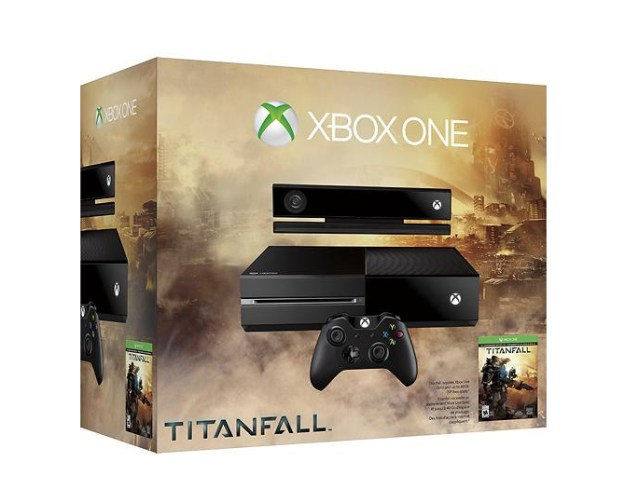 Best Buy Xbox One Titanfall Bundle Pre-order, Launch