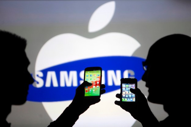 Apple vs Samsung: Galaxy Handset Ban