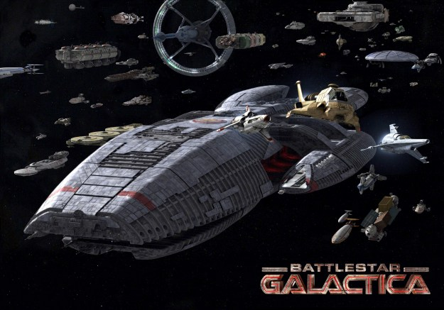 Battlestar Galactica New Feature Film