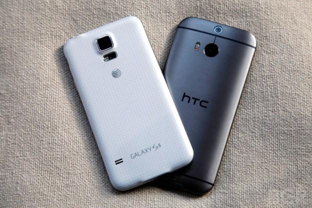 Samsung Vs. HTC Google