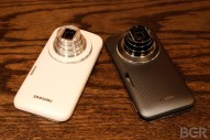 Samsung Galaxy K Zoom Hands-on - Image 3 of 7