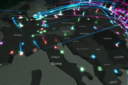 Cyber Attack News Map