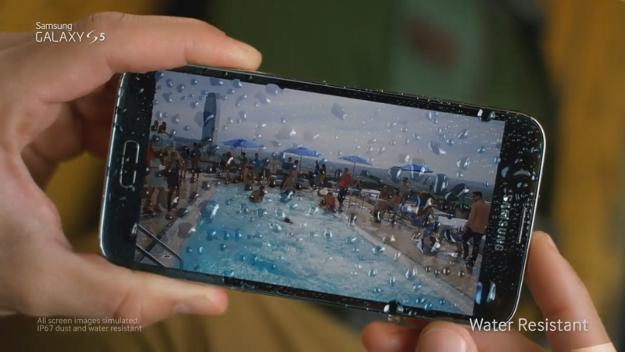 Galaxy S5 Commercial Camera