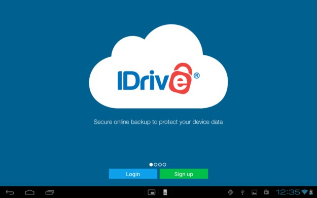 IDrive Cheap Cloud Deal for Android
