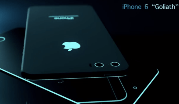 iPhone 6 Concept Glow In The Dark