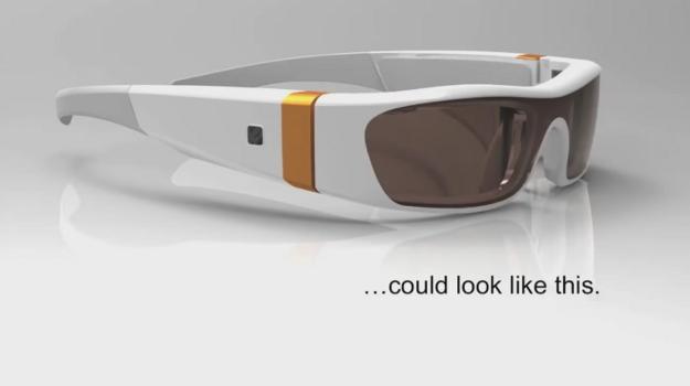 Microsoft Augmented Reality Glasses