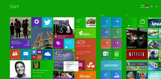 Microsoft Windows 8.1 Update