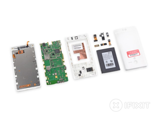 Project Ara Teardown Specs