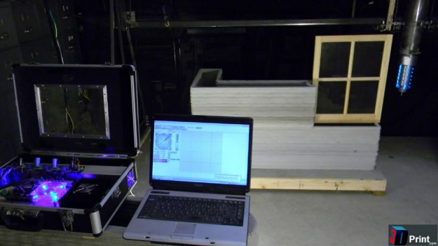3D Printing a House