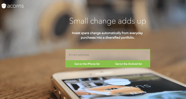 Best iOS Android Apps Acorns