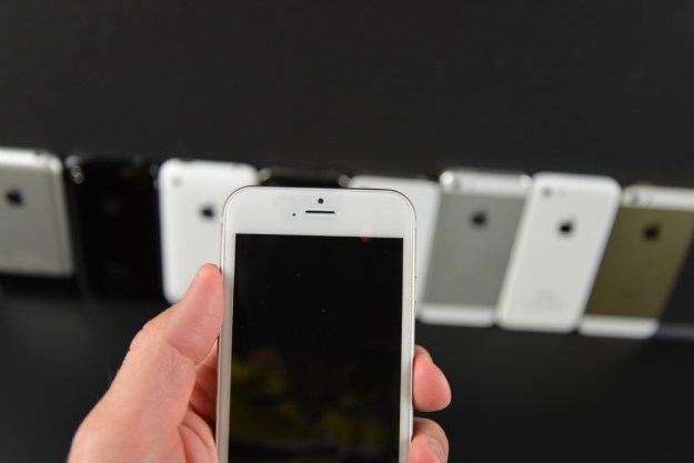 iPhone 6 Leaked Picture LCD Backlight Panel