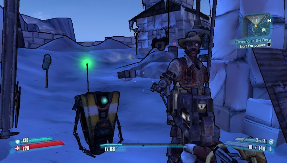 Borderlands 2 Review PS Vita