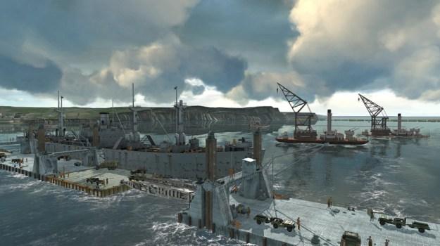 Oculus Rift D-Day 3D Landings