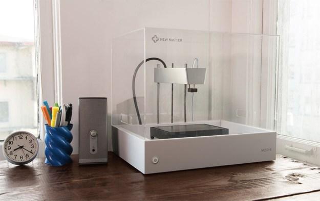 New Matter MOD-t 3D Printer