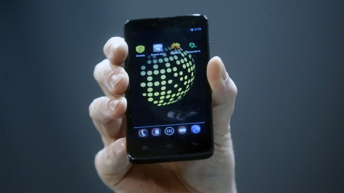 Blackphone 2 Vs. BlackBerry Passport