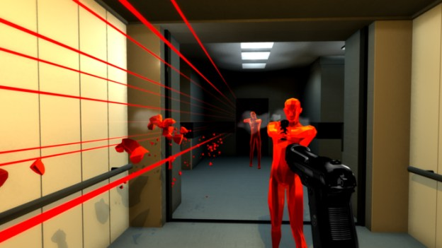 Kickstarter Superhot Game Campaign