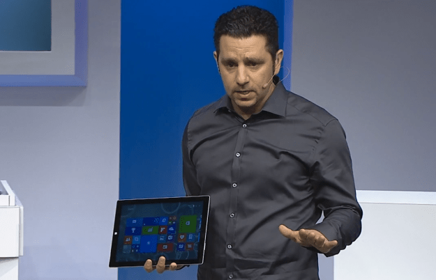Microsoft Surface Pro 3 Pricing