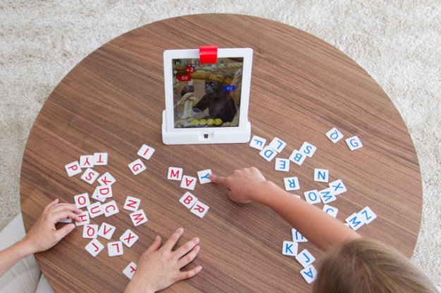 iPad Osmo Physical Games