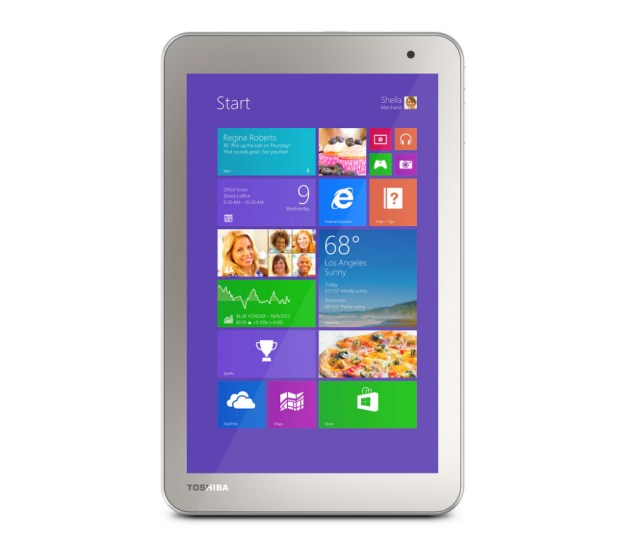 Toshiba Encore 2 Windows 8.1 Tablet