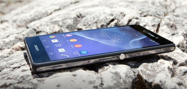 Verizon Xperia Z2 Launch