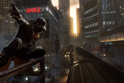 Watch Dogs PS4 Gameplay Footage