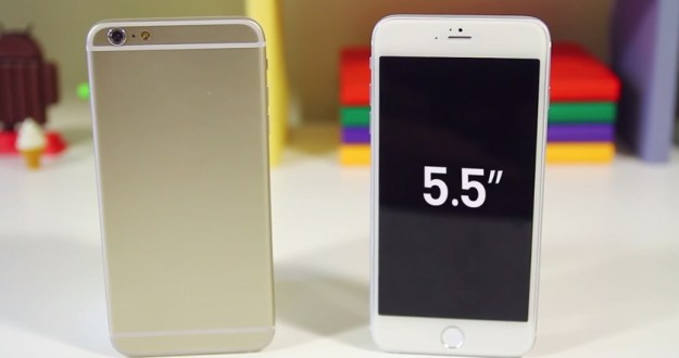 4.7-inch iPhone 6 vs 5.5-inch iPhone 6