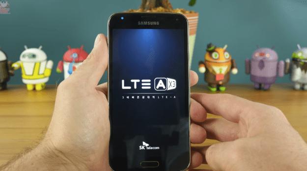 Samsung Galaxy S5 LTE-A Specs