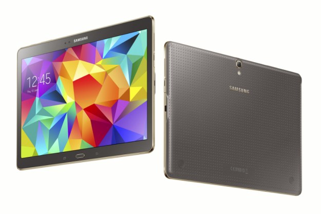 Galaxy Tab S vs iPad Air