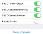 iOS 8's Control Center could be getting some awesome new features - Image 1 of 4