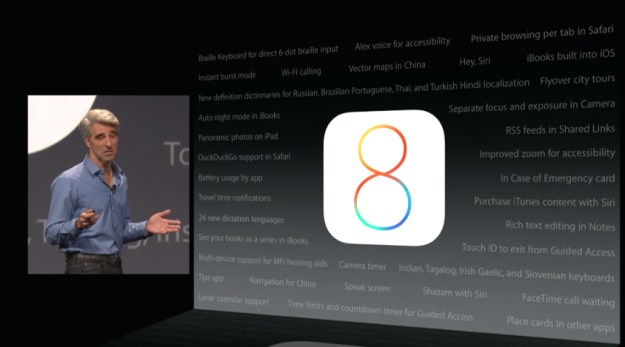 iOS 8 New Features Multitasking