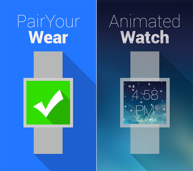 iWatch Android Wear