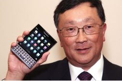 BlackBerry CEO Chen Interview Smartphones