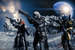 Destiny PS4 Live Stream