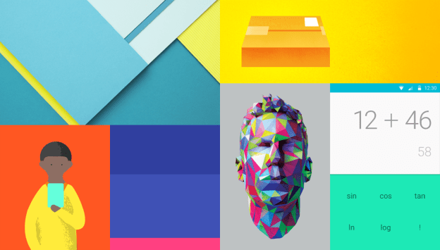 Google Android L Material Design