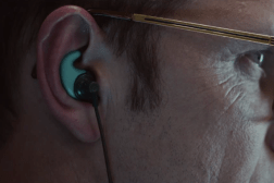 Normal 3D-Printed Headphones