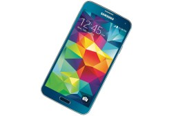 Best Buy Electric Blue Galaxy S5