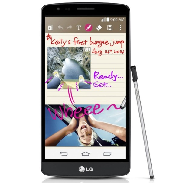 LG G3 Stylus Specs, Release Date and Price