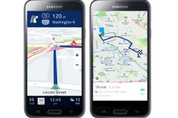 Galaxy Smartphones Free Here Maps