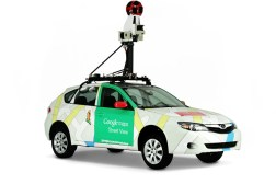 Google Street View Driver