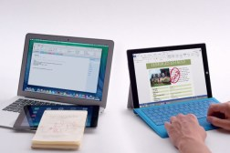 Surface Pro 3 vs MacBook Air TV Ads